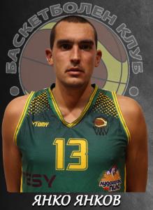 2017-18 Янко Янков